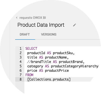 Import Data from BigQuery to Google Analytics | OWOX BI Pipeline
