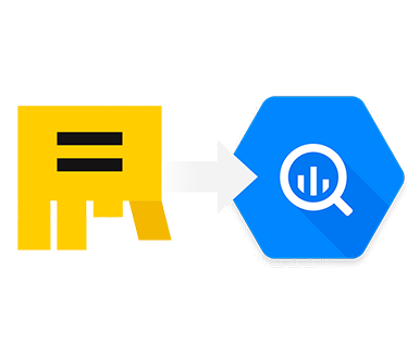 Yandex Direct to Google BigQuery icon
