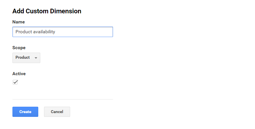 Add Custom Dimensions to collect additional data